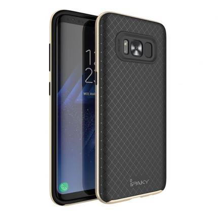 Фото Чехол iPaky TPU+PC для Samsung Galaxy S8 Plus (G955) (4 цвета) на itsell.ua