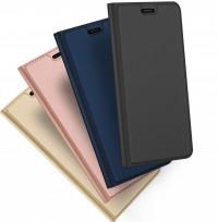 Чехол-книжка Dux Ducis с карманом для визиток для Sony Xperia XZ2 Compact