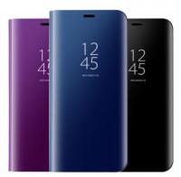 Чехол-книжка Clear View Standing Cover для Samsung J600F Galaxy J6 (2018)