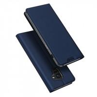 Купить Чехлы, Чехол-книжка Dux Ducis с карманом для визиток для Samsung A530 Galaxy A8 (2018)