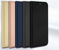 Чехол-книжка Dux Ducis с карманом для визиток для Samsung A750 Galaxy A7 (2018)