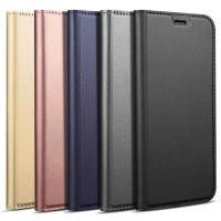 Чехол-книжка Dux Ducis с карманом для визиток для Xiaomi Mi A3 Lite