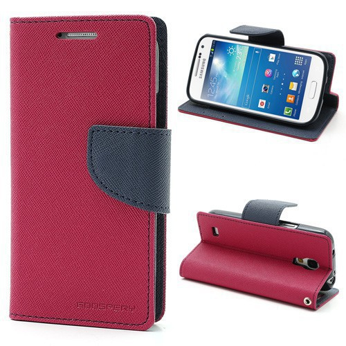 Купить Чехол (книжка) Mercury Fancy Diary series для Samsung i9192/i9190/i9195 Galaxy S4 mini за 285 грн