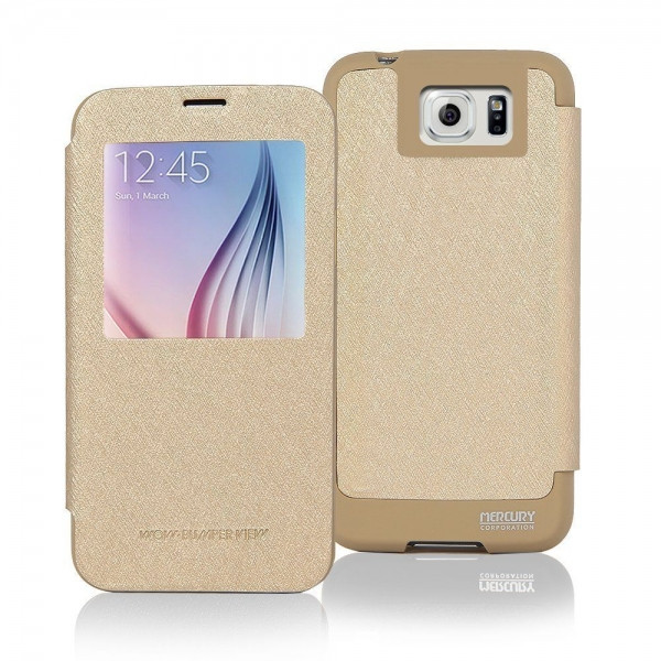Фото Чехол (книжка) Mercury Wow Bumper series для Samsung Galaxy Note 5 (3 цвета) в магазине itsell.ua