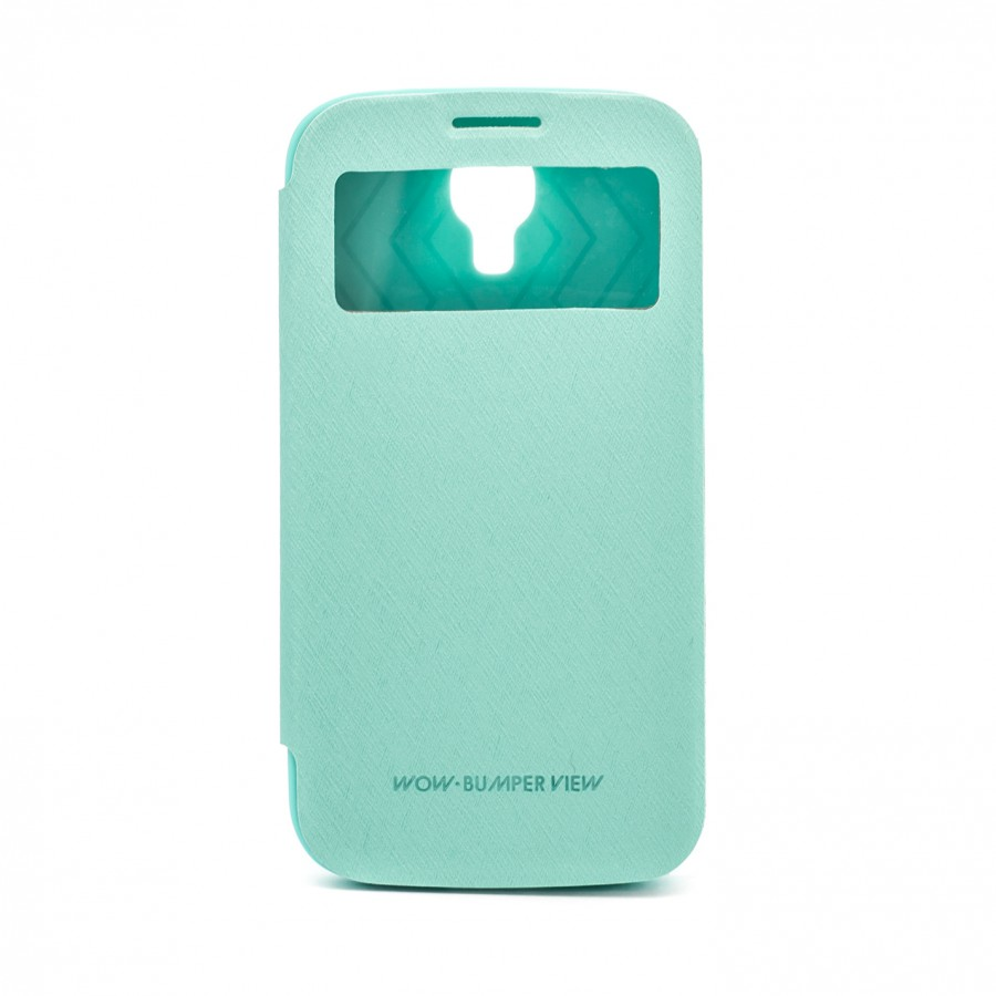 Купить Чехол (книжка) Mercury Wow Bumper series для Samsung i9500 Galaxy S4 (1 цвет) на itsell.ua