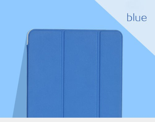 Фото Чехол (книжка) Rock Touch series для Apple iPad mini 4 Синий / Blue на itsell.ua