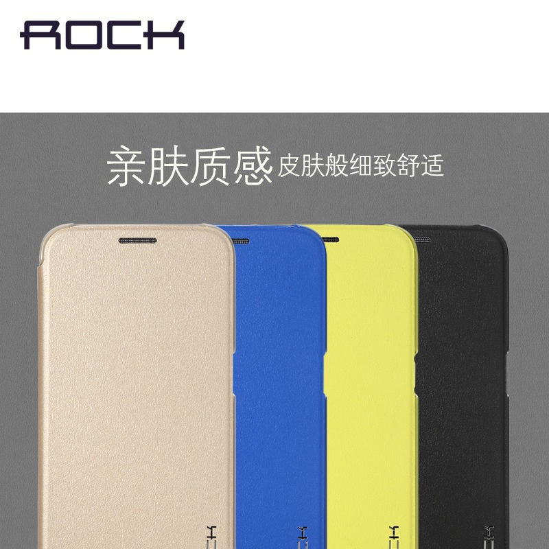 Фото Чехол (книжка) Rock Touch series для Samsung Galaxy S6 G920F/G920D Duos (2 цвета) на itsell.ua