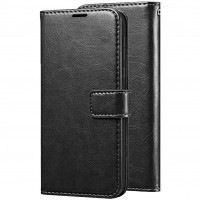 Чехол (книжка) Wallet Glossy с визитницей для Samsung Galaxy M10