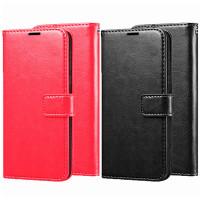 Чехол (книжка) Wallet Glossy с визитницей для Samsung Galaxy M20