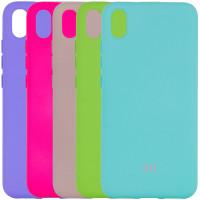 Чехол Silicone Cover Full Protective (A) для Xiaomi Redmi 7A