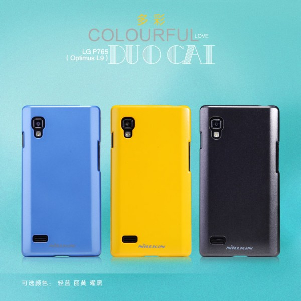 Чехол Nillkin Multi-Color Series для LG P765/P768 Optimus L9 (+ пленка)