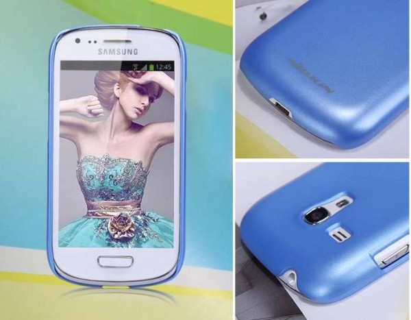 Фото Чехол Nillkin Multi-Color Series для Samsung i8190 Galaxy S3 mini (+ пленка) в магазине itsell.ua