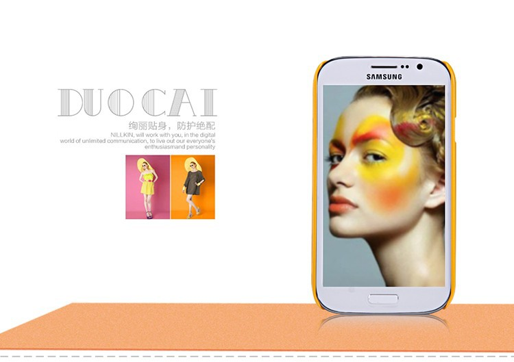 Фото Чехол Nillkin Multi-Color Series для Samsung i9080/i9082 Galaxy Grand/ Grand Duos (+ пленка) на itsell.ua
