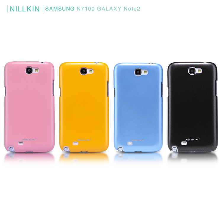 Чехол Nillkin Multi-Color Series для Samsung N7100 Galaxy Note 2 (+ пленка)