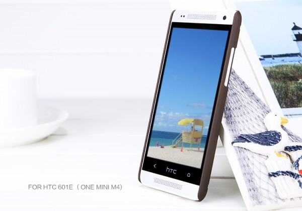Чехол Nillkin Matte для HTC One mini / M4 (+ пленка)