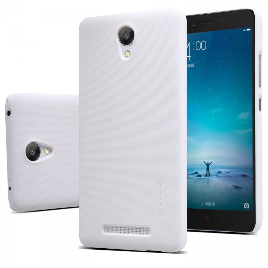 Чехол Nillkin Matte для Xiaomi Redmi Note 2 / Redmi Note 2 Prime (+ пленка)