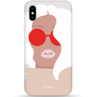"Чехол Pump Tender Touch для Apple iPhone X (5.8"") / XS (5.8"")"