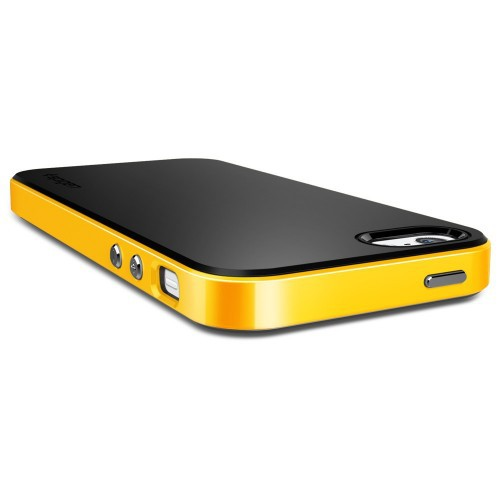 Чехол SGP Neo Hybrid Series для Apple iPhone 5C Желтый / Reventon Yellow на itsell.ua