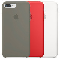 "Чехол Silicone Case (AA) для Apple iPhone 7 plus / 8 plus (5.5"")"