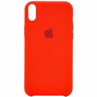 "Чохол Silicone case (A) для Apple iPhone XS Max (6.5"")"