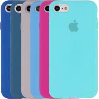 "Чехол Silicone Case Full Protective (AA) для Apple iPhone 7 / 8 / SE (2020) (4.7"")"