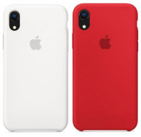 "Чохол Silicone case (AAA) для Apple iPhone XR (6.1"")"