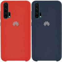 Чохол Silicone case для Huawei Honor 20 Pro