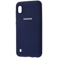 Чехол Silicone Cover (AA) для Samsung Galaxy A10 / M10