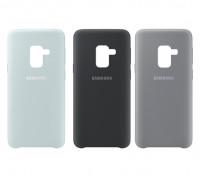 Чехол Silicone case для Samsung A530 Galaxy A8 (2018)