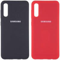 Чехол Silicone case для Samsung Galaxy A70 (A705F)