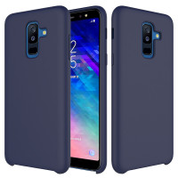Чехол Silicone case для Samsung Galaxy A6 Plus (2018)