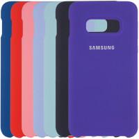 Чехол Silicone Cover (AA) для Samsung Galaxy S10e