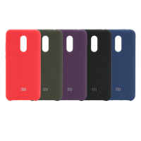 Чехол Silicone case для Xiaomi Redmi 5 Plus / Redmi Note 5 (SC)