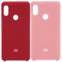Чехол Silicone case для Xiaomi Mi A2 Lite