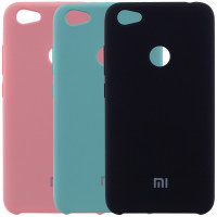 Чехол Silicone Cover (AA) для Xiaomi Redmi Y1