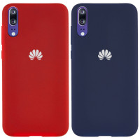 Чехол Silicone Cover Full Protective (AA) для Huawei P20