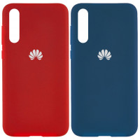 Чохол Silicone Cover Full Protective (AA) для Huawei P20 Pro