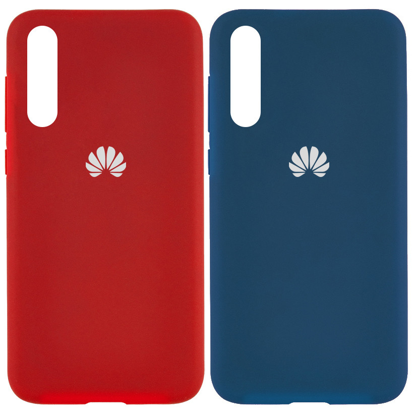 Чохол Silicone Case Full Protective для Huawei P20 Pro