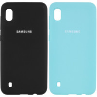 Чехол Silicone Cover Full Protective (AA) для Samsung Galaxy A10 (A105F)