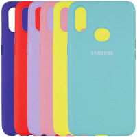 Чехол Silicone Cover Full Protective (AA) для Samsung Galaxy A10s