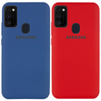 Чехол Silicone Cover Full Protective (AA) для Samsung Galaxy M21