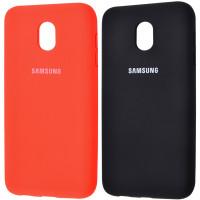 Чохол Silicone Case Full Protective для Samsung Galaxy J7 (2017) (J730)