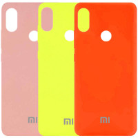 Чехол Silicone Cover Full Protective (AA) для Xiaomi Redmi Note 7 Pro
