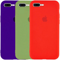 "Чехол Silicone Case Slim Full Protective для Apple iPhone 7 plus / 8 plus (5.5"")"