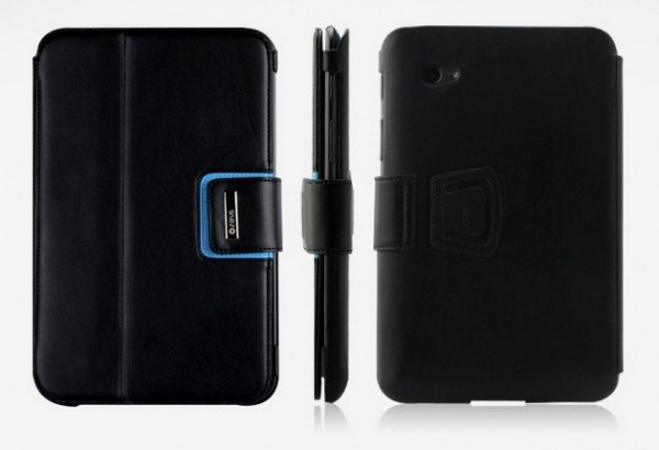 Фото Чехол Zenus Color Block Folio для Samsung Galaxy Tab 7.0 Plus (GT-P6200) в магазине itsell.ua