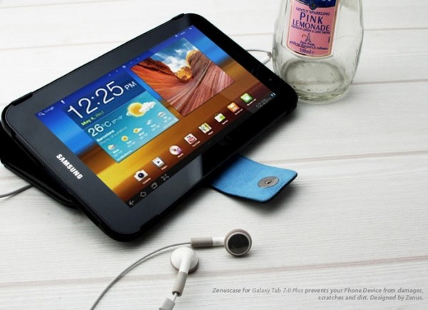 Чехол Zenus Color Block Folio для Samsung Galaxy Tab 7.0 Plus (GT-P6200) на itsell.ua