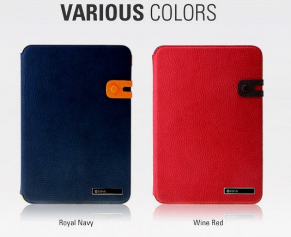 Фото Чехол Zenus Masstige Color Edge diary для Samsung Galaxy Tab 8.9 P7300 в магазине itsell.ua