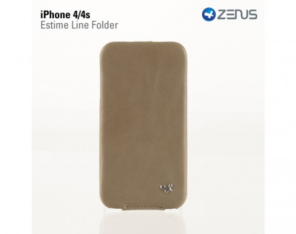 Купить Чехол Zenus Estime Folder (FD) для Apple Iphone 4/4S за 439 грн