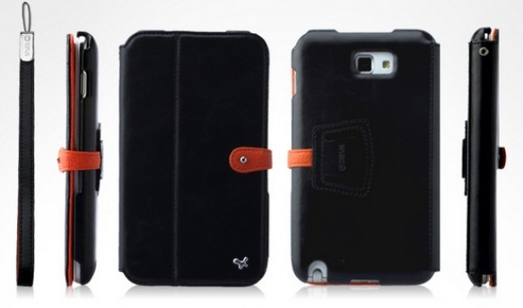 Фото Чехол Zenus Color Block Folio для Samsung Galaxy Note N7000 в магазине itsell.ua