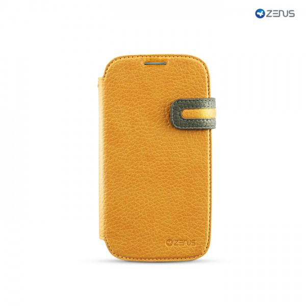Купить Кожаный чехол Zenus Masstige color edge diary для Samsung i9300 Galaxy S3 за 499 грн